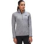 Better Sweater 1/4-Zip Fleece Jacket - Womens