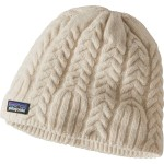 Cable Beanie - Womens