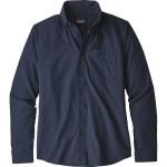 Vjosa River Pima Long-Sleeve Cotton Shirt - Mens