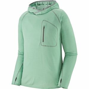 Sunshade Technical Hooded Shirt - Mens