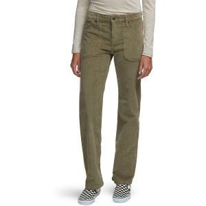 Grand Pitch Cord Pant- Womens