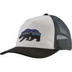 Fitz Roy Bear Layback Trucker Hat - Womens