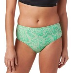 Brasilia High Waisted Bikini Bottom - Womens