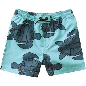 Saved By The Beach Baby Swim Trunk - Infant Boys
