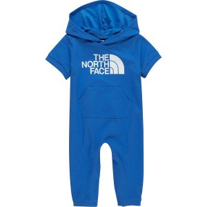French Terry Hooded One-Piece - Infants
