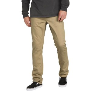 Vorta 5 Pocket Slub Pant - Mens