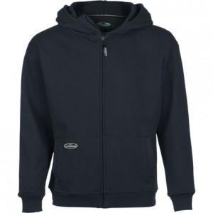 Double Thick Full-Zip Hooded Sweatshirt - Mens
