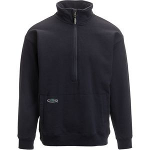 Double Thick 1/2-Zip Sweatshirt - Mens
