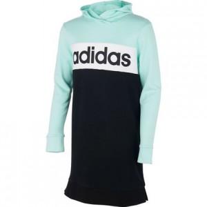Core Hooded Dress - Girls