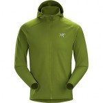 Adahy Hooded Fleece Jacket - Mens