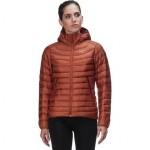 Cerium LT Hooded Down Jacket - Womens
