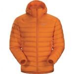 Cerium LT Hooded Down Jacket - Mens