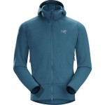 Kyanite Hooded Fleece Jacket - Mens