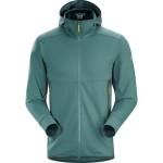Amaran Hooded Fleece Jacket - Mens