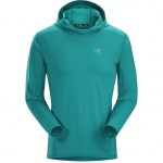 Phasic Sun Hooded Shirt - Mens