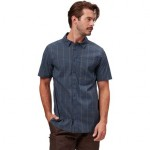 Riel Short-Sleeve Button-Down Shirt - Mens