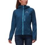 Squamish Hooded Jacket - Womens