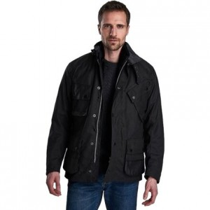 Icons International Wax Jacket - Mens