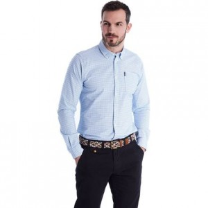Tattersall 10 Tailored Shirt - Mens