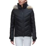 Sassy Fur Down Ski Jacket - Womens