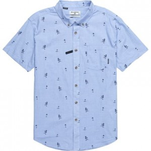 Sundays Mini Short-Sleeve Shirt - Mens