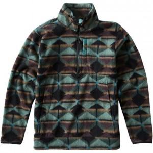 Boundary Mock 1/2-Zip Jacket - Mens