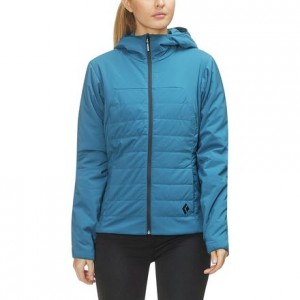 First Light Hooded Insulated Jacket - Womens