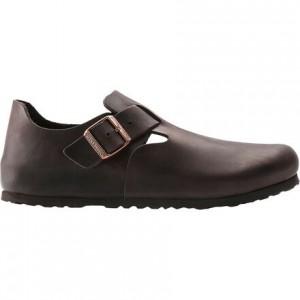 London Leather Narrow Shoe - Womens