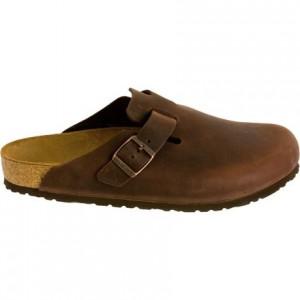 Boston Oiled Leather Shoe - Mens