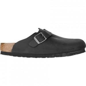 Boston Leather Clog - Mens