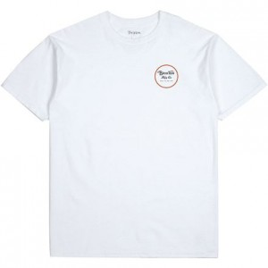 Wheeler II T-Shirt - Mens