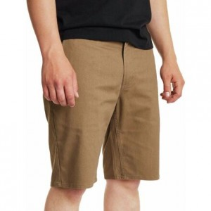 Toil II Hemmed Chino Short - Mens