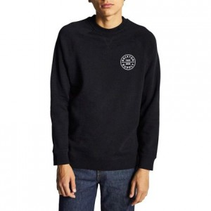 Oath Crew Fleece Sweatshirt - Mens
