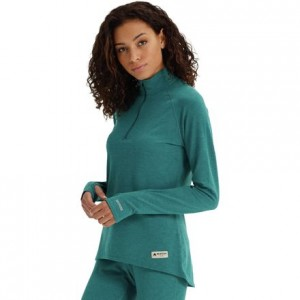 Expedition 1/4-Zip Top - Womens