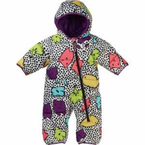 Buddy Bunting Suit - Infant Girls
