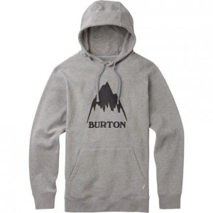 Classic Mountain High Pullover Hoodie - Mens