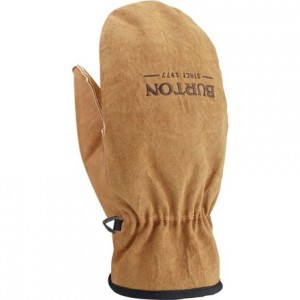 Work Horse Leather Mitten - Mens