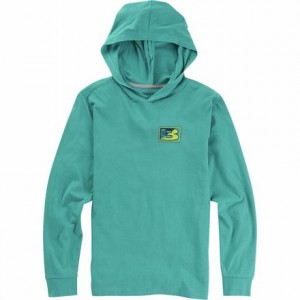 Ripton Hooded LS T-Shirt - Boys