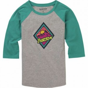 Ivorie Raglan T-Shirt - Girls