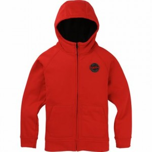 Sherpa Crown Full-Zip Sweatshirt - Boys