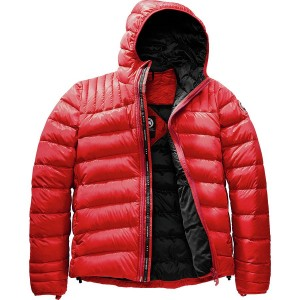 Brookvale Hooded Down Jacket - Mens