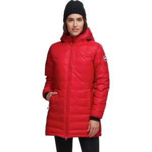 Camp Down Hooded Jacket - Womens