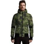 Cabri Hooded Down Jacket - Mens