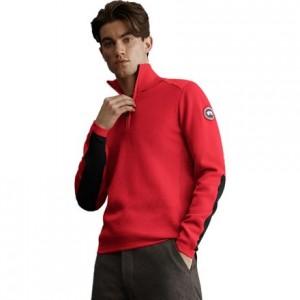 Stormont 1/4-Zip Sweater - Mens