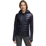 Hybridge Lite Hooded Down Jacket - Womens