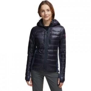 Hybridge Lite Hooded Down Jacket - Womens