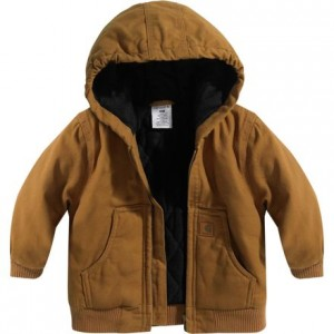 Active Flannel Quilt Lined Jacket - Toddler Boys