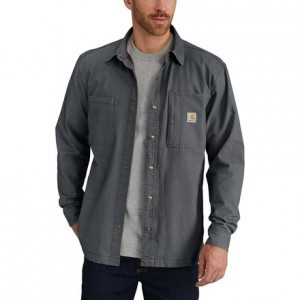 Rugged Flex Rigby Shirt Jacket - Mens