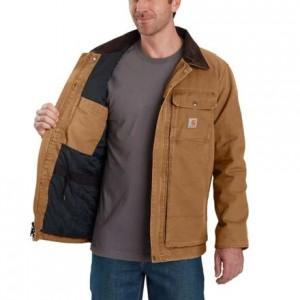 Full Swing Armstrong Traditional Coat - Mens