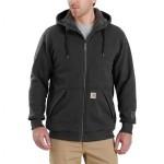 Rain Defender Rockland Sherpa-Lined Full-Zip Hooded Sweatshirt - Mens